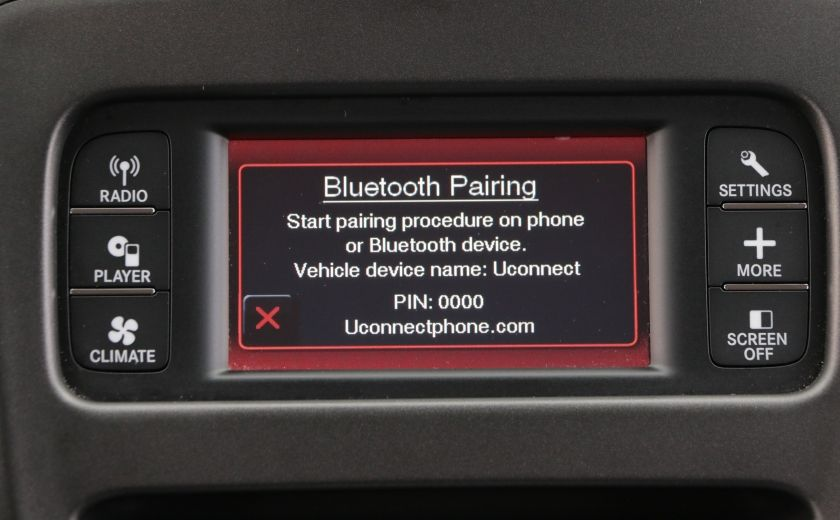 2015 Dodge Journey SXT A/C BLUETOOTH MAGS #15