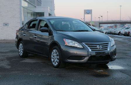 2015 Nissan Sentra S AUTO A/C BLUETOOTH GR ELECT in Carignan