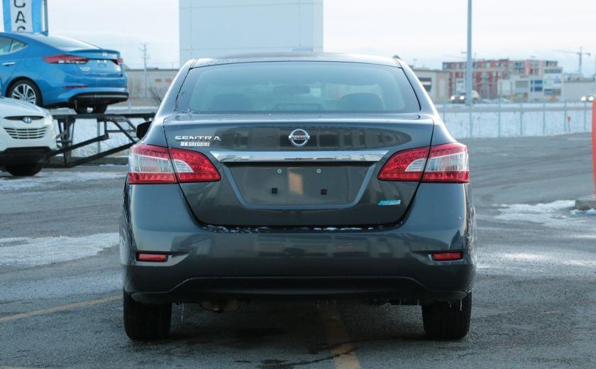 2015 Nissan Sentra S AUTO A/C BLUETOOTH GR ELECT #5