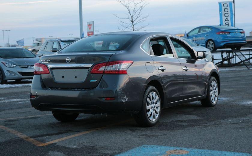 2015 Nissan Sentra S AUTO A/C BLUETOOTH GR ELECT #6