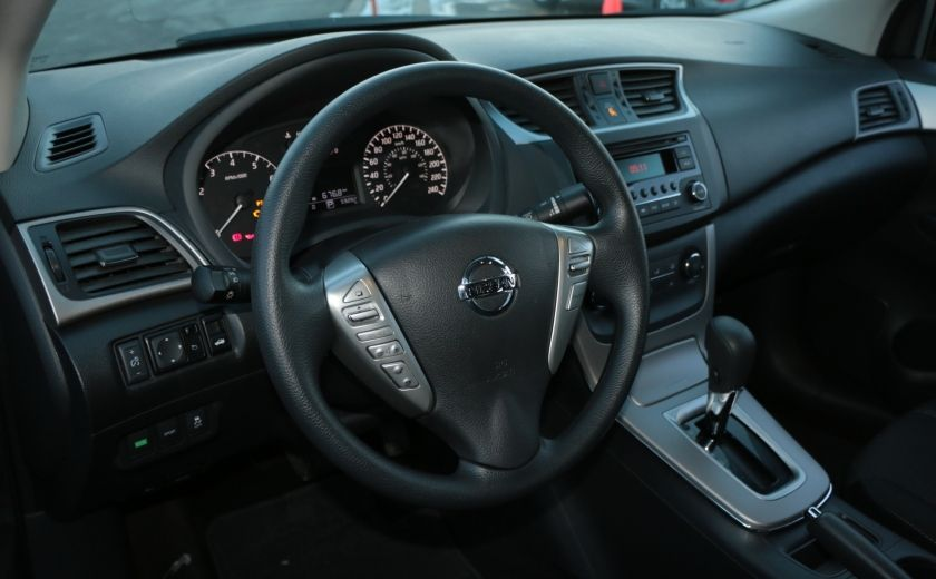2015 Nissan Sentra S AUTO A/C BLUETOOTH GR ELECT #8