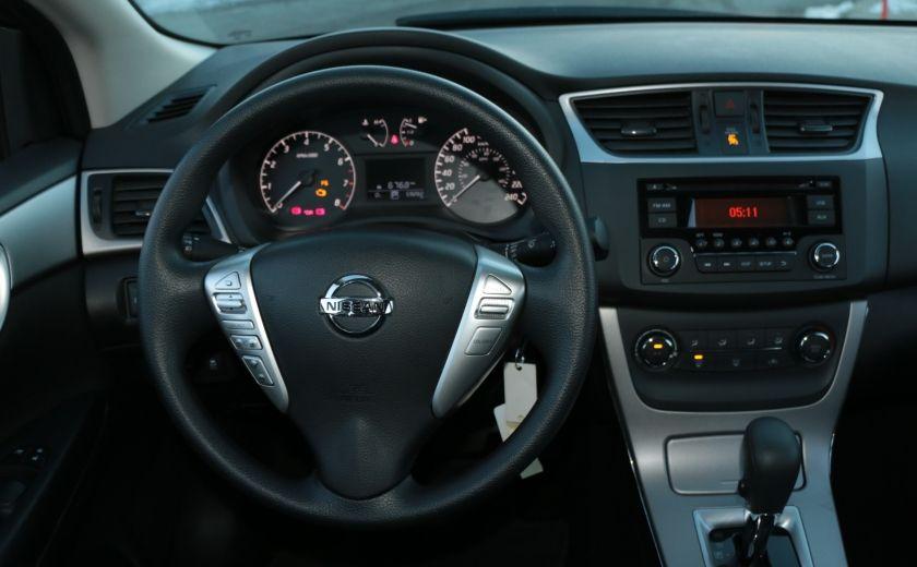 2015 Nissan Sentra S AUTO A/C BLUETOOTH GR ELECT #12