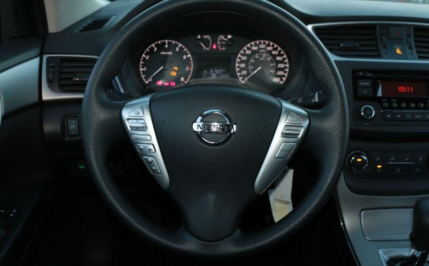 2015 Nissan Sentra S AUTO A/C BLUETOOTH GR ELECT #13