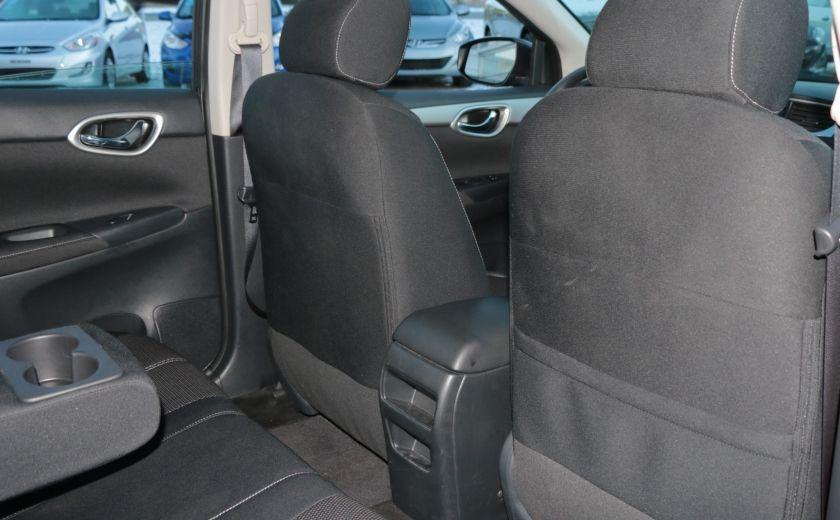 2015 Nissan Sentra S AUTO A/C BLUETOOTH GR ELECT #19