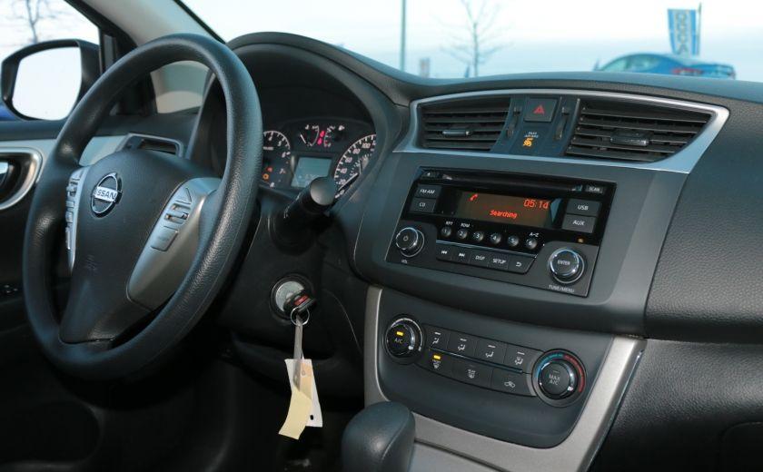 2015 Nissan Sentra S AUTO A/C BLUETOOTH GR ELECT #22