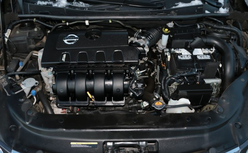2015 Nissan Sentra S AUTO A/C BLUETOOTH GR ELECT #24