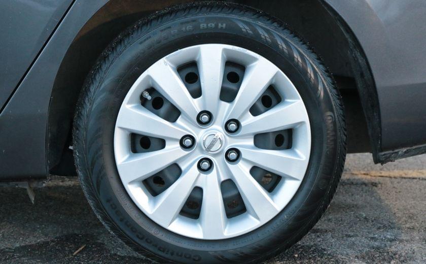2015 Nissan Sentra S AUTO A/C BLUETOOTH GR ELECT #29