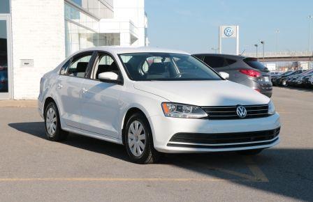 2015 Volkswagen Jetta Trendline+ A/C CAMERA BLUETOOTH à Abitibi