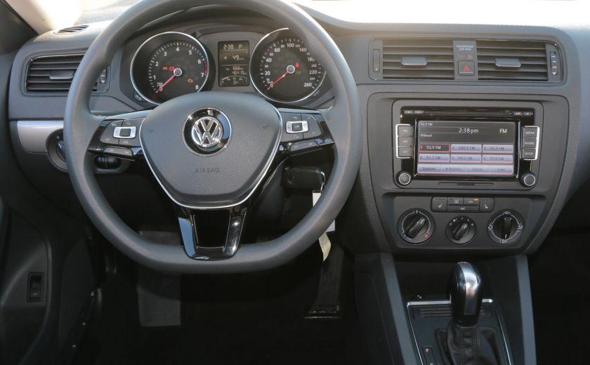 2015 Volkswagen Jetta Trendline+ A/C CAMERA BLUETOOTH #12