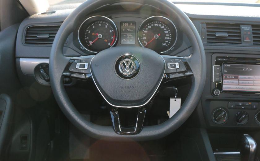 2015 Volkswagen Jetta Trendline+ A/C CAMERA BLUETOOTH #13