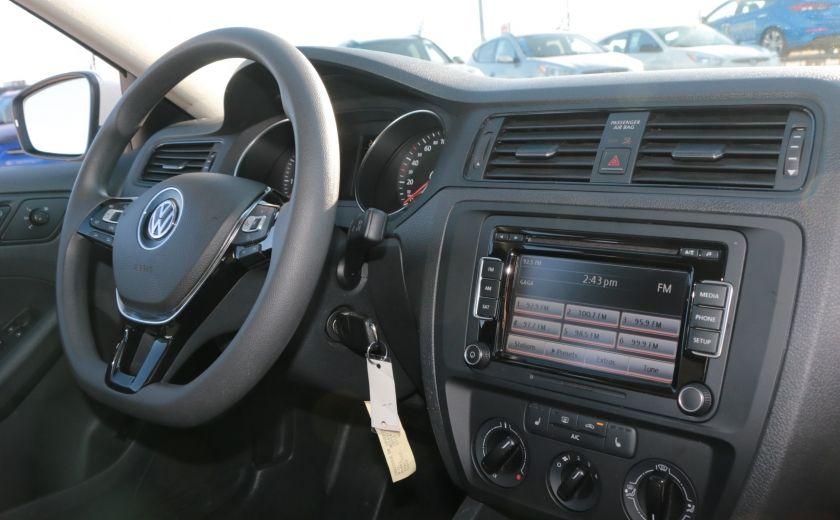 2015 Volkswagen Jetta Trendline+ A/C CAMERA BLUETOOTH #24