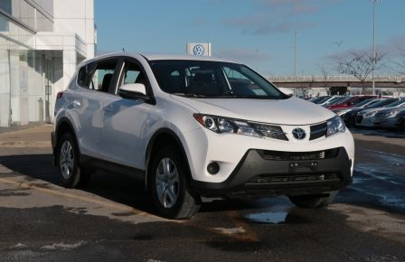 2015 Toyota Rav 4 LE A/C BLUETOOTH GR ELECT MAGS in Gatineau