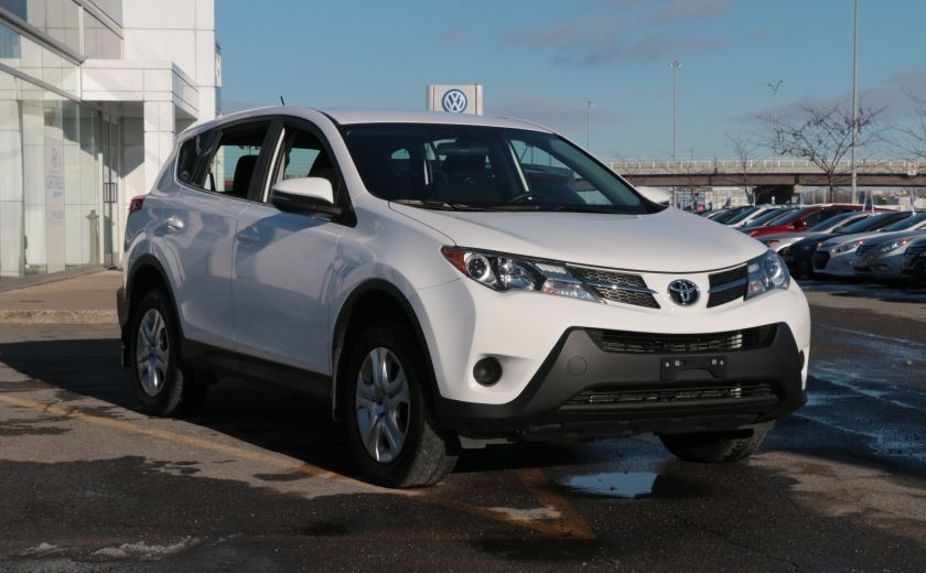 2015 Toyota Rav 4 LE A/C BLUETOOTH GR ELECT MAGS #0