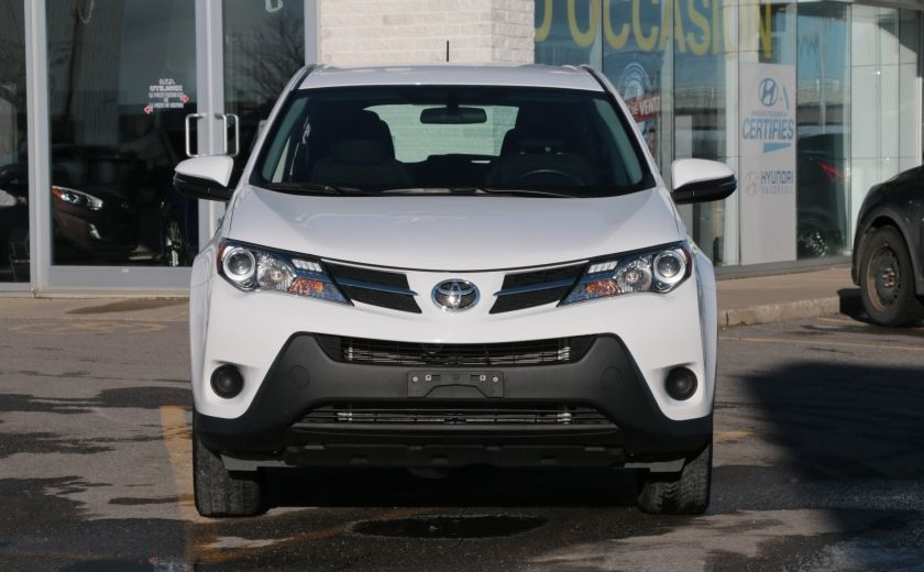 2015 Toyota Rav 4 LE A/C BLUETOOTH GR ELECT MAGS #1