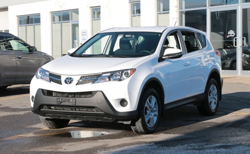 2015 Toyota Rav 4 LE A/C BLUETOOTH GR ELECT MAGS #2