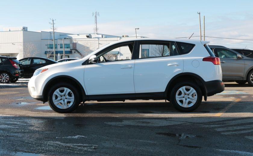 2015 Toyota Rav 4 LE A/C BLUETOOTH GR ELECT MAGS #3