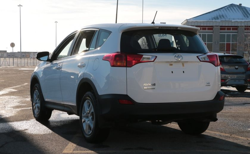 2015 Toyota Rav 4 LE A/C BLUETOOTH GR ELECT MAGS #4