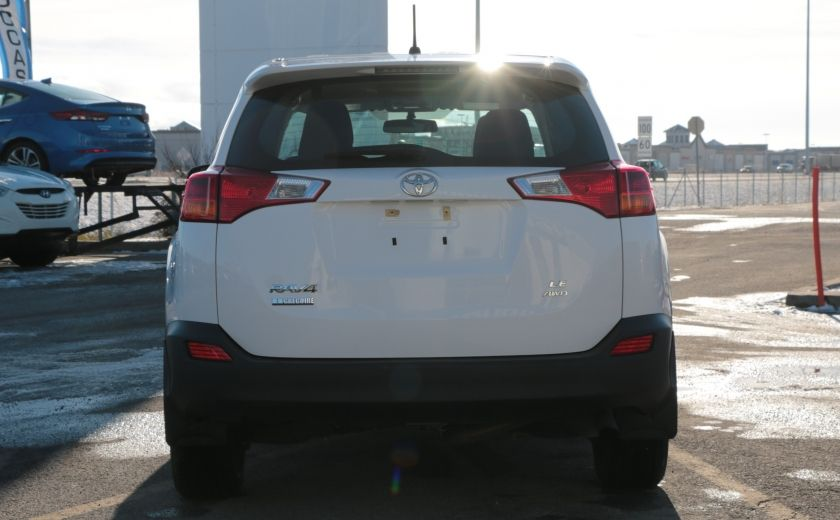 2015 Toyota Rav 4 LE A/C BLUETOOTH GR ELECT MAGS #5