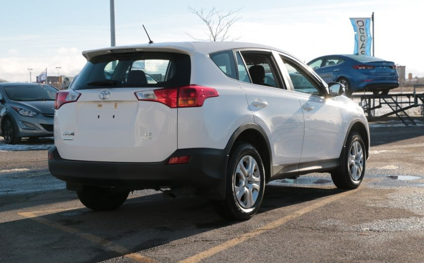 2015 Toyota Rav 4 LE A/C BLUETOOTH GR ELECT MAGS #6