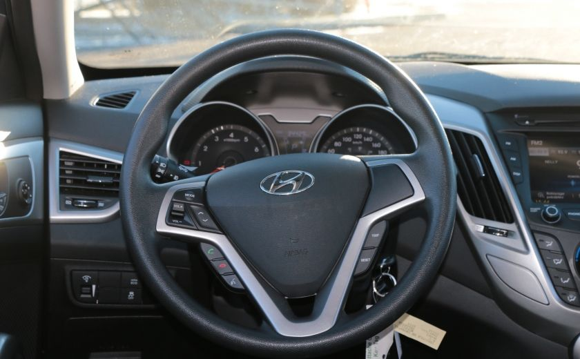 2015 Hyundai Veloster AUTO A/C BLUETOOTH MAGS #13