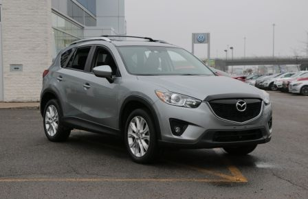 2014 Mazda CX 5 GT AWD NAVIGATION  TOIT CUIR CAM MAGS #0