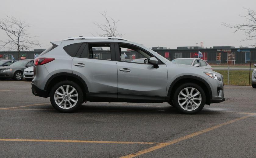 2014 Mazda CX 5 GT AWD A/C TOIT CUIR CAMERA NAV MAGS #7