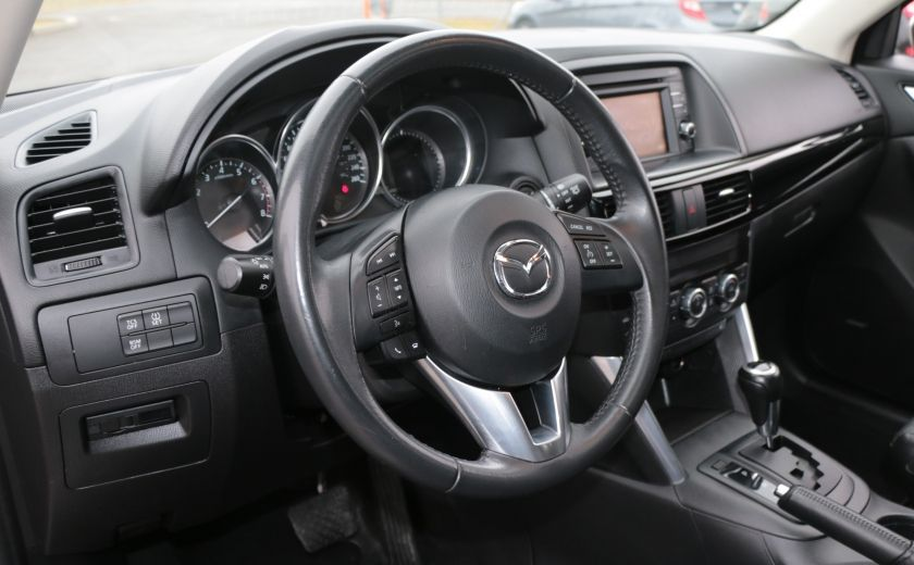 2014 Mazda CX 5 GT AWD A/C TOIT CUIR CAMERA NAV MAGS #8