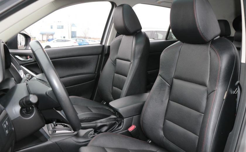 2014 Mazda CX 5 GT AWD A/C TOIT CUIR CAMERA NAV MAGS #9