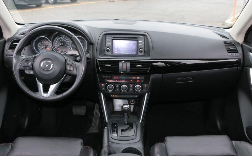 2014 Mazda CX 5 GT AWD A/C TOIT CUIR CAMERA NAV MAGS #13