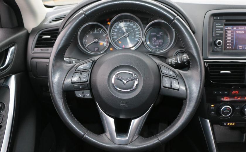 2014 Mazda CX 5 GT AWD A/C TOIT CUIR CAMERA NAV MAGS #15