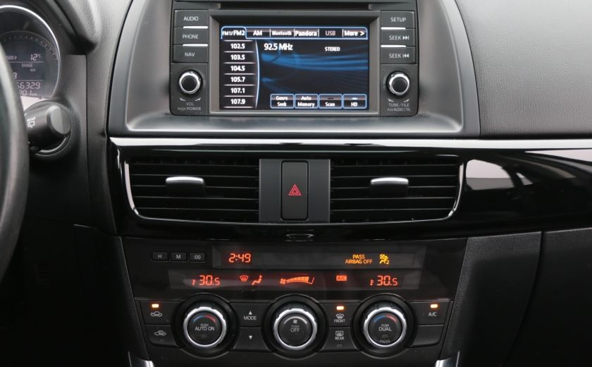2014 Mazda CX 5 GT AWD A/C TOIT CUIR CAMERA NAV MAGS #16