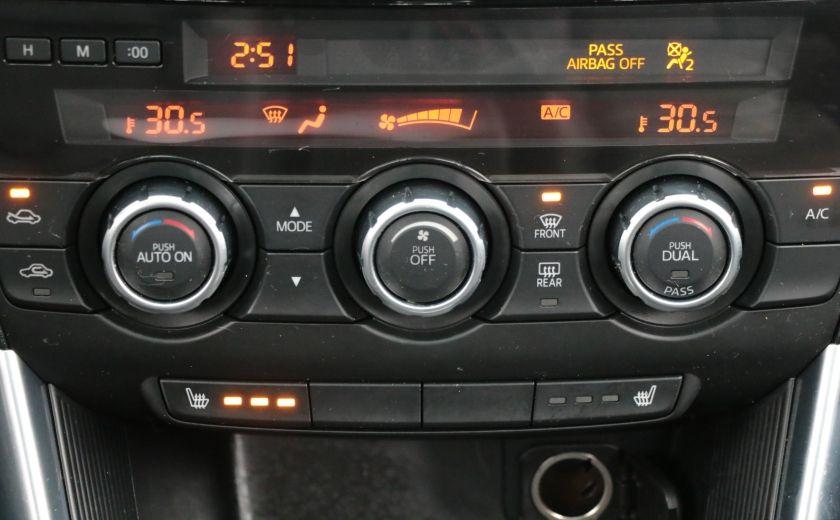 2014 Mazda CX 5 GT AWD A/C TOIT CUIR CAMERA NAV MAGS #20