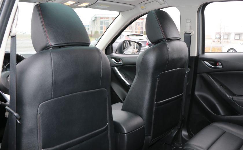 2014 Mazda CX 5 GT AWD A/C TOIT CUIR CAMERA NAV MAGS #22