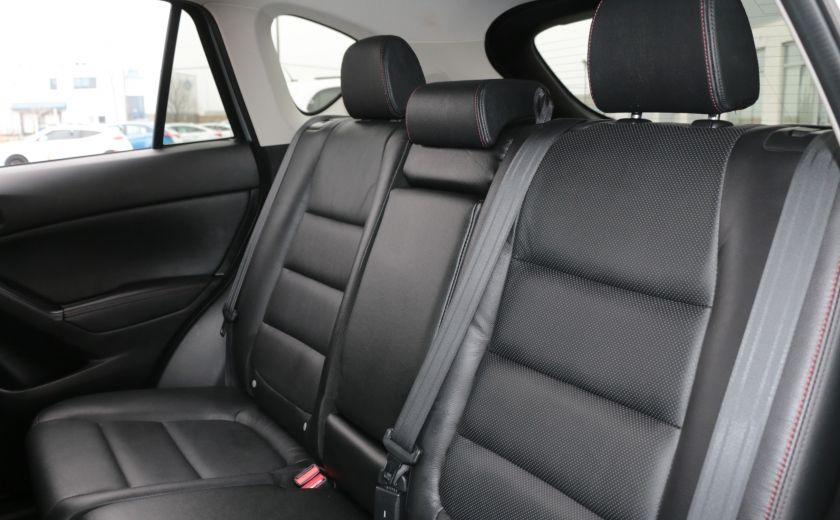2014 Mazda CX 5 GT AWD A/C TOIT CUIR CAMERA NAV MAGS #23