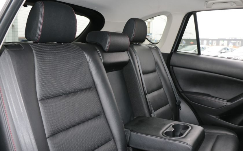 2014 Mazda CX 5 GT AWD A/C TOIT CUIR CAMERA NAV MAGS #25
