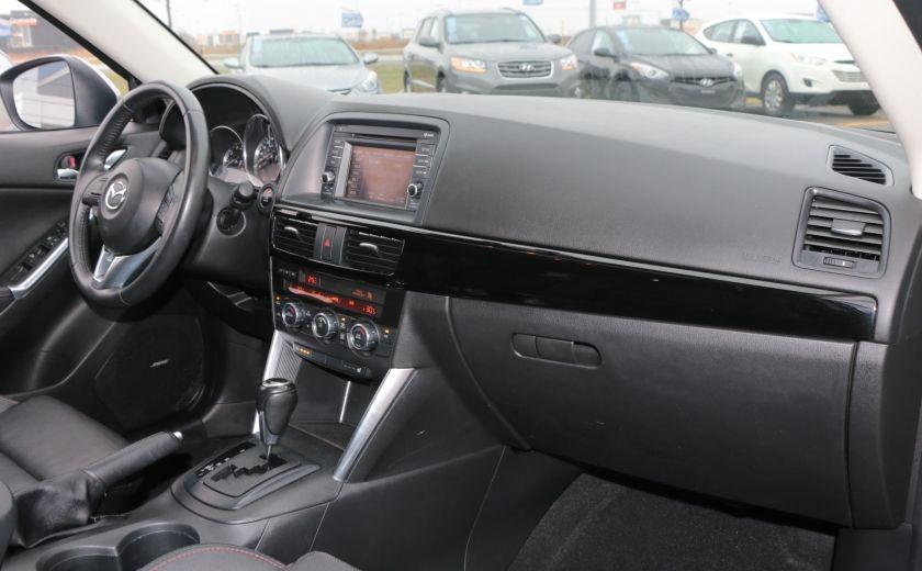 2014 Mazda CX 5 GT AWD A/C TOIT CUIR CAMERA NAV MAGS #26