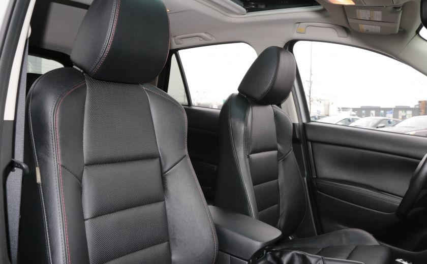 2014 Mazda CX 5 GT AWD A/C TOIT CUIR CAMERA NAV MAGS #28