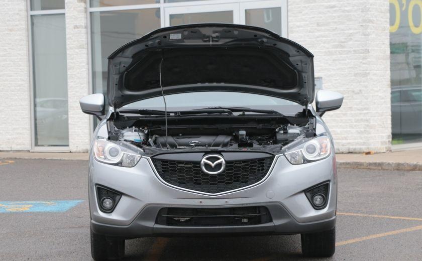 2014 Mazda CX 5 GT AWD A/C TOIT CUIR CAMERA NAV MAGS #30