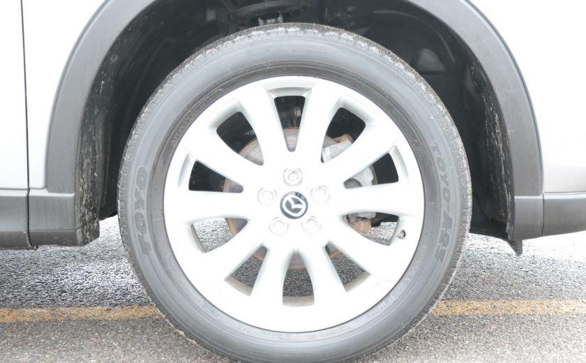 2014 Mazda CX 5 GT AWD A/C TOIT CUIR CAMERA NAV MAGS #34