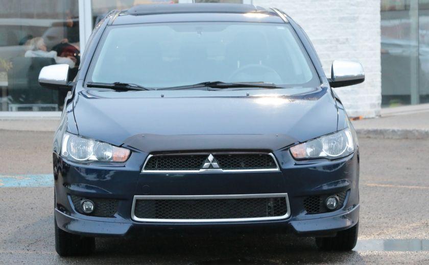 2013 Mitsubishi Lancer SE+ MAN A/C TOIT MAGS BLUETOOTH #4