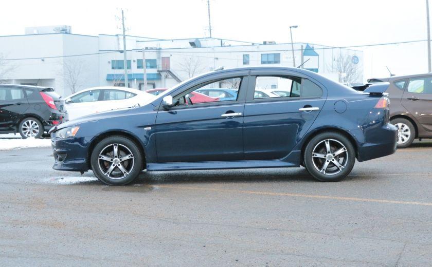 2013 Mitsubishi Lancer SE+ MAN A/C TOIT MAGS BLUETOOTH #6