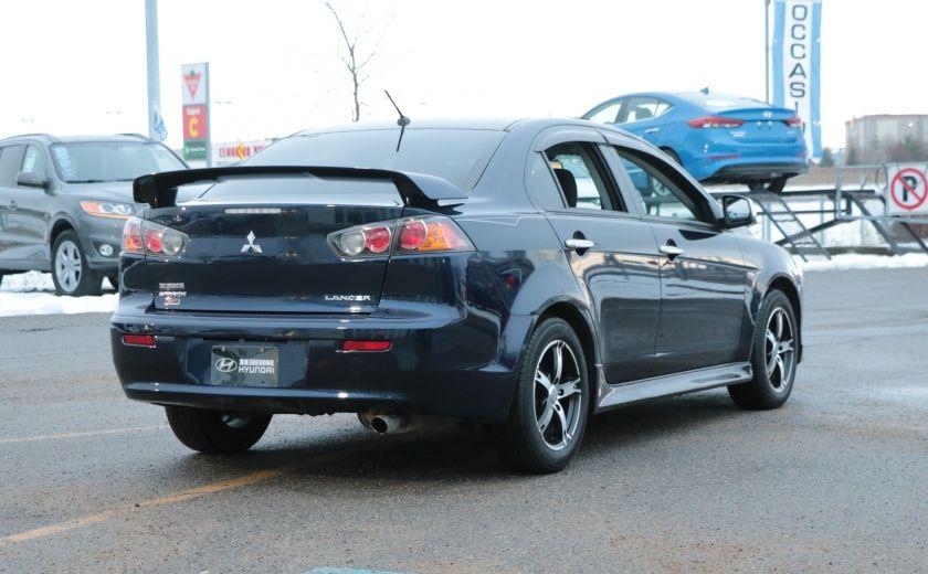 2013 Mitsubishi Lancer SE+ MAN A/C TOIT MAGS BLUETOOTH #9