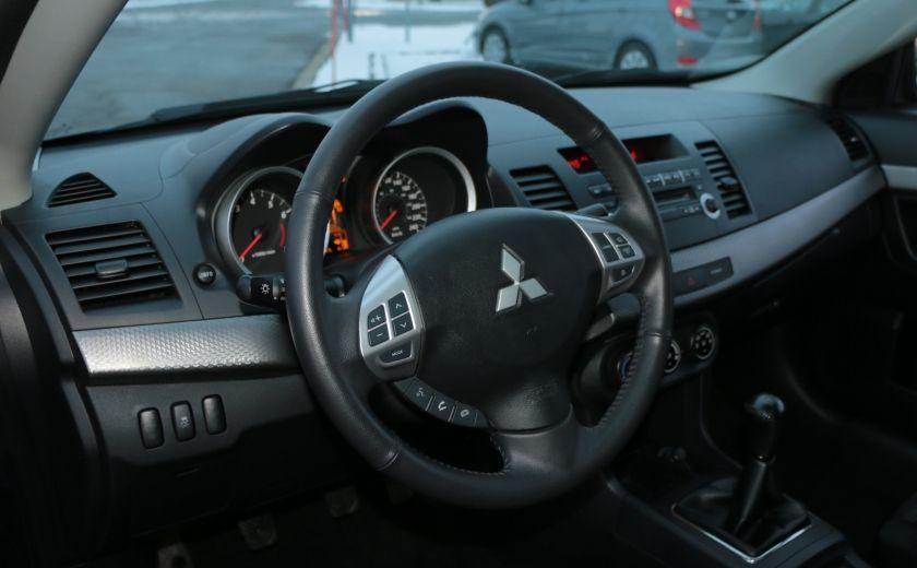 2013 Mitsubishi Lancer SE+ MAN A/C TOIT MAGS BLUETOOTH #11