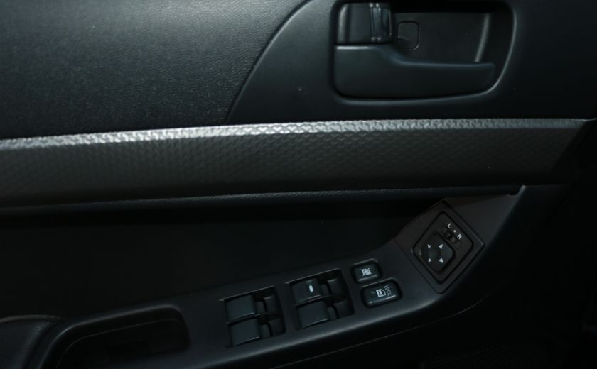 2013 Mitsubishi Lancer SE+ MAN A/C TOIT MAGS BLUETOOTH #13