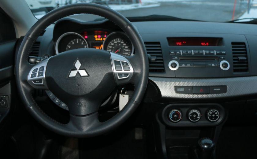 2013 Mitsubishi Lancer SE+ MAN A/C TOIT MAGS BLUETOOTH #16