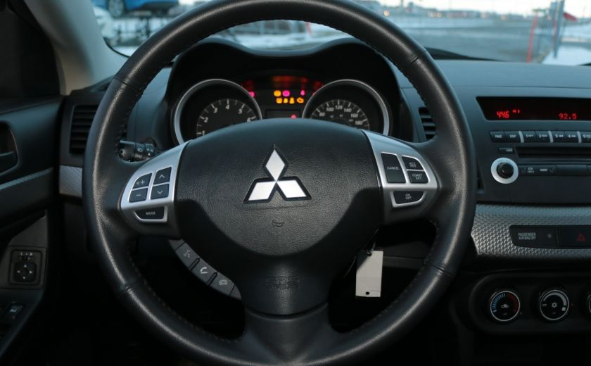 2013 Mitsubishi Lancer SE+ MAN A/C TOIT MAGS BLUETOOTH #17