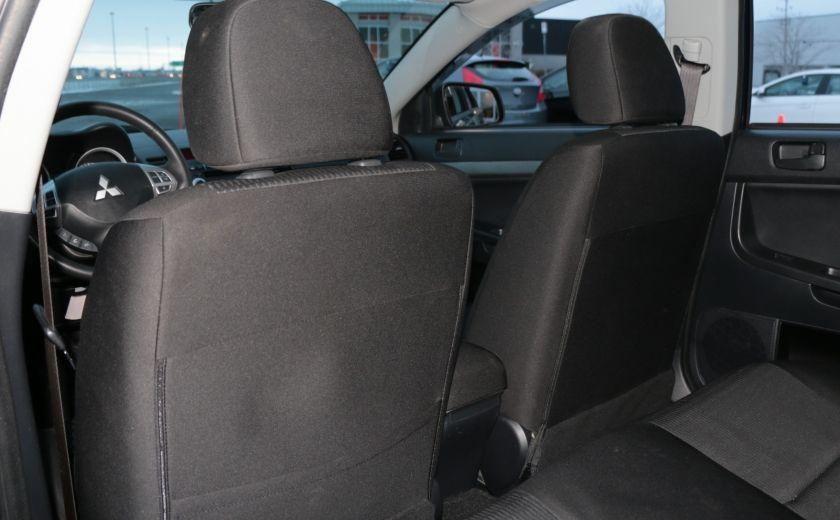 2013 Mitsubishi Lancer SE+ MAN A/C TOIT MAGS BLUETOOTH #20