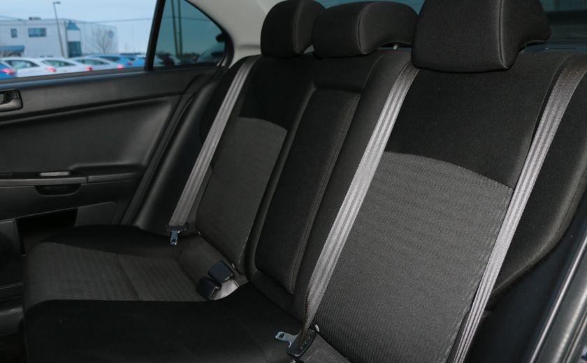 2013 Mitsubishi Lancer SE+ MAN A/C TOIT MAGS BLUETOOTH #21