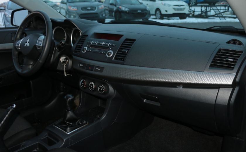 2013 Mitsubishi Lancer SE+ MAN A/C TOIT MAGS BLUETOOTH #24
