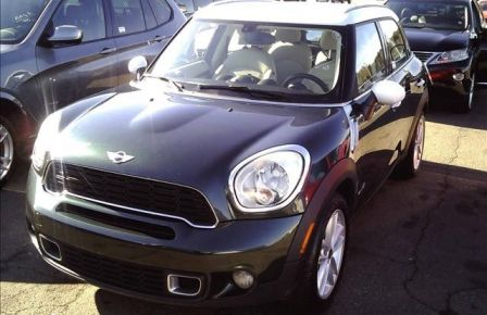 2012 Mini Cooper S AWD MAN PANORAMIQUE CUIR SIEGE CHAUFFANT in Blainville